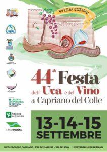 Festa dell'uva e del vino - Capriano @ Capriano del Colle | Capriano del Colle | Lombardia | Italia