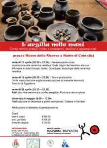 L'argilla nelle mani @ Museo di Nadro | Ceto | Lombardia | Italia