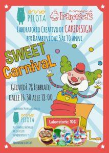 Sweet Carnival @ Orso Pilota | Sarezzo | Lombardia | Italia