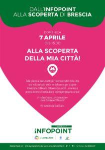 Alla scoperta della mia città! @ partenza Infopoint Turismo e Mobilità | Brescia | Lombardia | Italia
