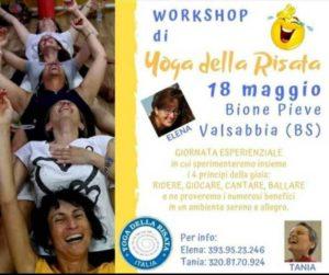 Yoga della risata @ Bione PIeve | Gussago | Lombardia | Italia