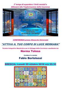 Il corpo di luce Merkaba @ Gussago | Gussago | Lombardia | Italia