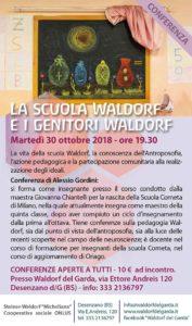 La scuola Waldorf e i genitori Waldorf @ Waldorf del Garda | Lombardia | Italia