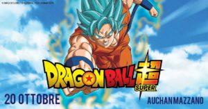 Dragon Ball Super a Mazzano @ Centro Commerciale Auchan Mazzano  | Molinetto | Lombardia | Italia