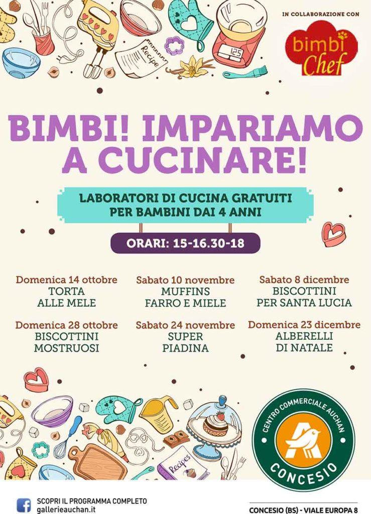Impariamo a cucinare bresciabimbi for Cucinare 2018