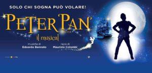 Peter Pan  - il musical @ Gran Teatro Morato Brescia | Brescia | Lombardia | Italia