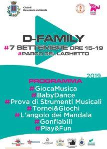 D-Family @ Parco del Laghetto - Desenzano | Desenzano del Garda | Lombardia | Italia