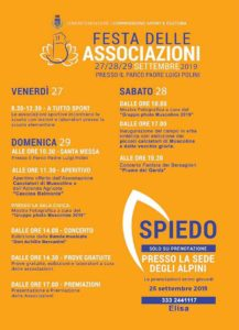 Festa delle associazioni a Muscoline @ Muscoline - parco Padre Polini | Lombardia | Italia
