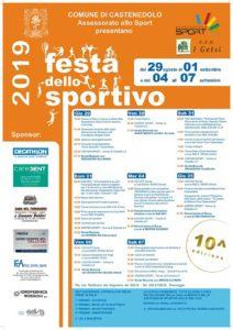 Festa dello Sportivo a Castenedolo @ Centro sportivo Vittorio Colombo Castenedolo | Lombardia | Italia
