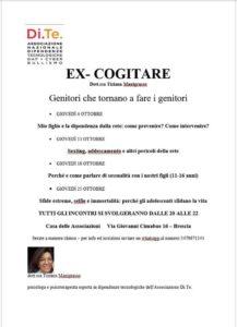 Genitori che tornano a fare i genitori @ Brescia Casa delle Associazioni | Brescia | Lombardia | Italia