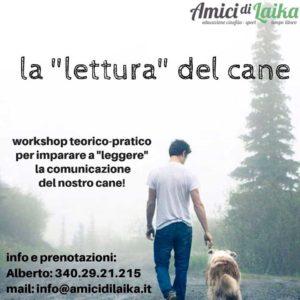 La lettura del cane @ Amici di laika | Villa Carcina | Lombardia | Italia