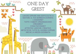 One day Grest @ Agenzia servizi alla Persona Ghedi | Ghedi | Lombardia | Italia