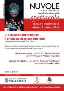 Il pensiero differente @ Cinema La Rocca Sabbio | Sabbio Chiese | Lombardia | Italia