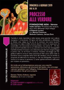 Processo alle verdure @ Teatro S.Filippo Neri Darfo | Darfo Boario Terme | Lombardia | Italia
