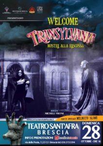 Welcome Transylvania. Mostri alla riscossa @ Teatro Sant'Afra Brescia | Brescia | Lombardia | Italia