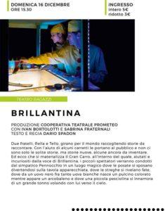 Brillantina @ Teatro Le Muse Flero | Flero | Lombardia | Italia