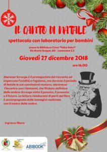 Canto di Natale @ Biblioteca di Lumezzane | Lumezzane | Lombardia | Italia