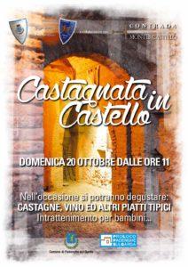 Castagnata in Castello @ Castello di Padenghe | Padenghe Sul Garda | Lombardia | Italia