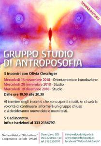 Gruppo di studio sull'Antroposofia @ Waldorf del Garda | Lombardia | Italia