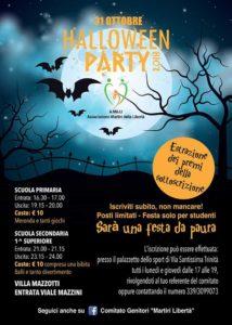 Halloween party @ Villa Mazzotti | Chiari | Lombardia | Italia