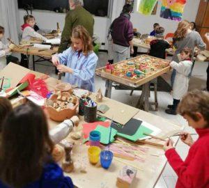 Arte e creatività con Semidarte - Laboratori misti @ Atelier Semidarte | Montichiari | Lombardia | Italia