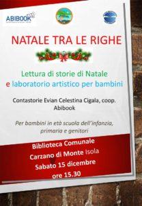 Natale tra le righe @ Biblioteca Monte Isola | Carzano | Lombardia | Italia