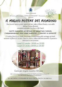 Il magico potere del riordino @ Biblioteca Borgosatollo | Borgosatollo | Italia