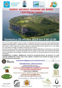 I sentieri del gusto Rocca di Manerba @ ritrovo parcheggio museo della Rocca | Lombardia | Italia