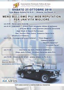 Meno bullismo più web reputation @ aula magna PolGai | Brescia | Lombardia | Italia