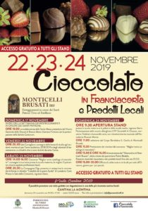 Cioccolato in Franciacorta @ Monticelli Brusati | Monticelli Brusati | Lombardia | Italia