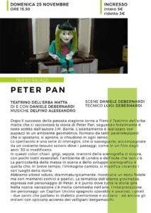 Peter Pan @ Teatro Le Muse Flero | Flero | Lombardia | Italia