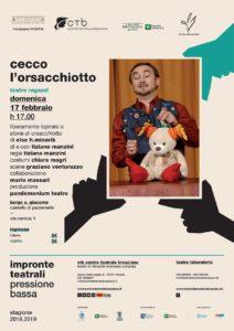 Pressione Bassa - Cecco l'orsacchiotto @ Castello di Padernello | Padernello | Lombardia | Italia