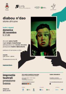 Pressione Bassa - Diabou n'dao @ Sala Civica Rezzato | Rezzato | Lombardia | Italia