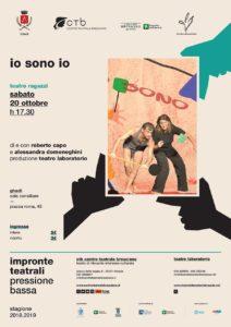 Pressione Bassa - Io sono Io @ Sala consiliare Ghedi | Ghedi | Lombardia | Italia