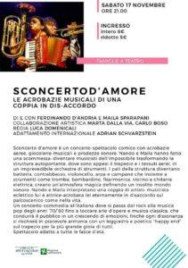 Sconcerto d'amore @ Teatro Le Muse Flero | Flero | Lombardia | Italia