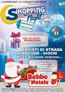 Shopping night a San Paolo @ San Paolo  | Lombardia | Italia