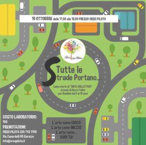 Tutte le strade portano... @ Orso Pilota | Sarezzo | Lombardia | Italia