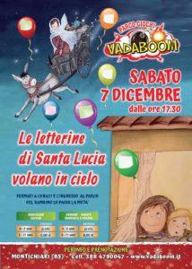 Le letterine per Santa Lucia al Vadaboom @ Vadaboom | Madonnina, Montichiari | Lombardia | Italia