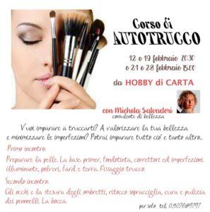 Corso base di autotrucco con Michela @ Hobby di Carta | Brescia | Lombardia | Italia