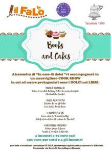 Books and cakes @ Libreria Tarantola | Brescia | Lombardia | Italia
