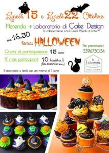Halloween cake design @ La Veranda | Manerbio | Lombardia | Italia
