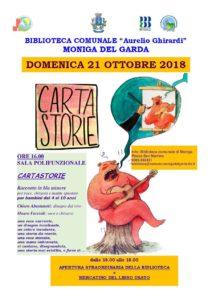 Carta Storie @ Moniga del Garda | Moniga del Garda | Lombardia | Italia