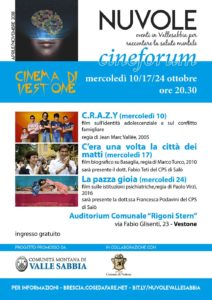 Cineforum Nuvole a Vestone @ Auditorium Stern Vestone | Vestone | Lombardia | Italia