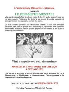 Dinamiche mentali @ Gussago | Gussago | Lombardia | Italia