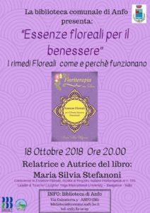 Essenze floreali per il benessere @ Biblioteca di Anfo | Anfo | Lombardia | Italia