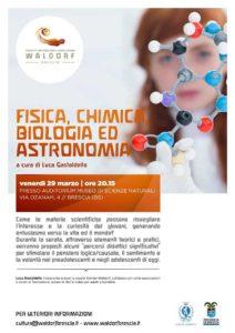 Fisica, Chimica, Biologia ed Astronomia @ Museo di Scienze naturali | Brescia | Lombardia | Italia
