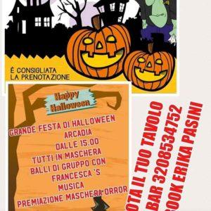 Grande festa di Halloween @ Centro commerciale Arcadia Lumezzane | Lumezzane | Lombardia | Italia