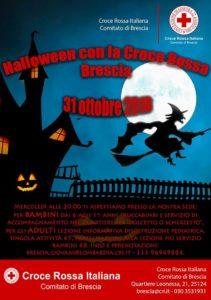 Halloween con la Croce Rossa @ Croce Rossa Brescia | Brescia | Lombardia | Italia