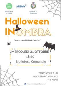 Halloween in ombra @ Biblioteca Gambara | Gambara | Lombardia | Italia