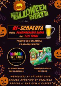 Halloween party @ centro sportivo Berlingo | Berlingo | Lombardia | Italia